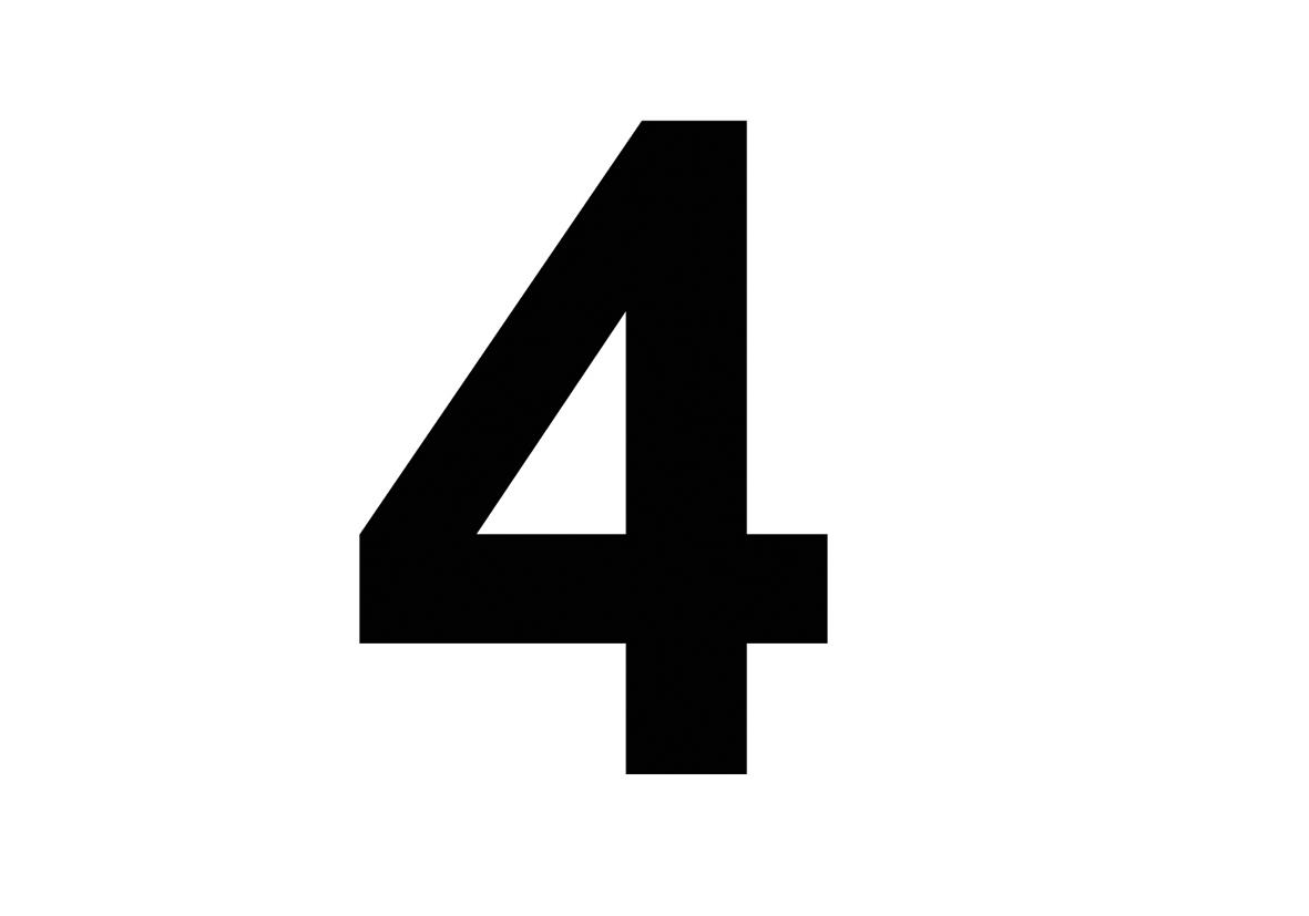 Immagini da stampare per bambini i numeri - Numeri per tavoli da stampare ...